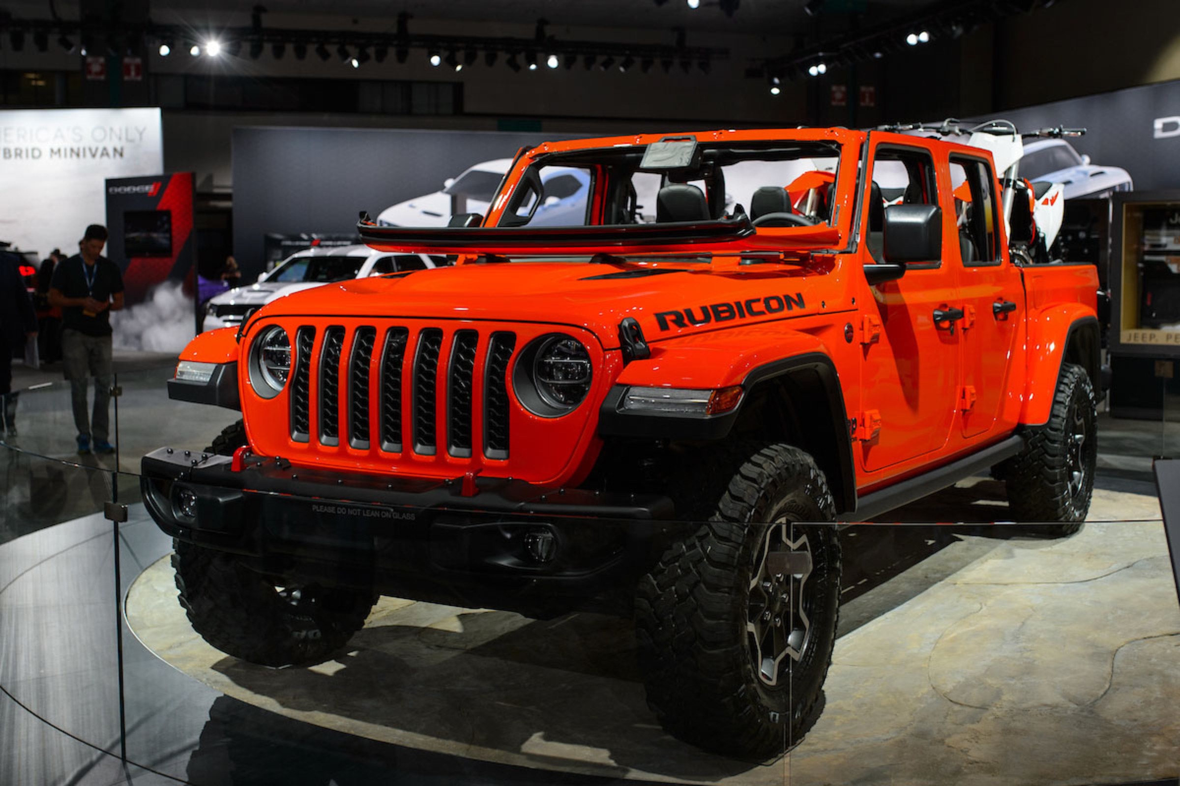 What Is the 2020 Jeep Gladiator? - Miracle Chrysler Dodge ...